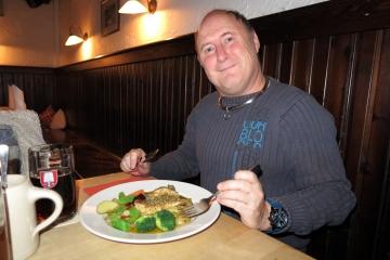 Essen in der Sankt Emmeramsmühle