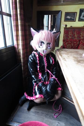 Ichigo-Maid in der Bar