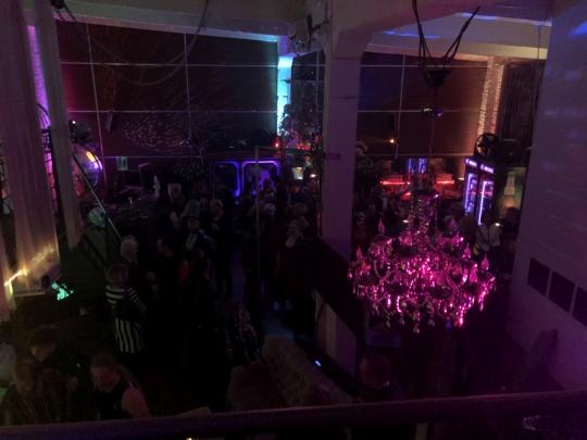 Party im RBH-Loft
