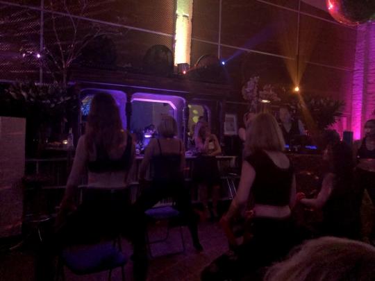 Burlesque-Showtanzgruppe aus Bonn