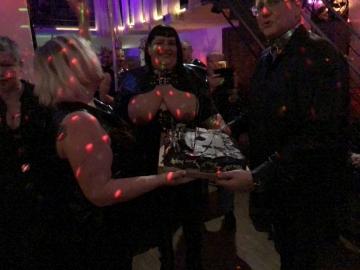 Eva's Geburtstagstorte