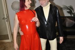 Herr Direktor und Lady Aiyana