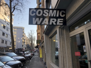 Cosmic Ware in Köln