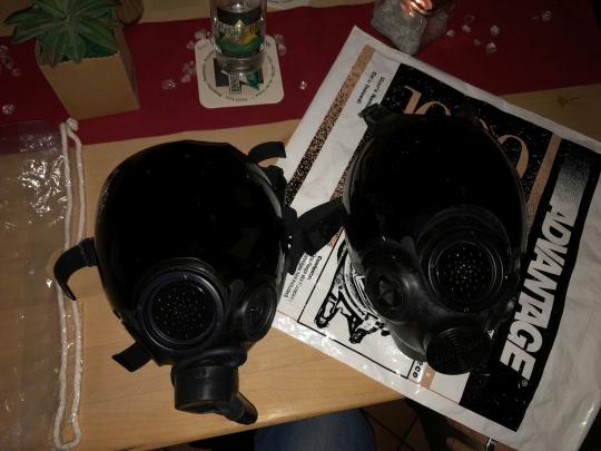 MSA-Masken-Vergleich