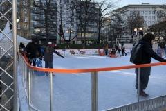 Eislauffläche in Köln