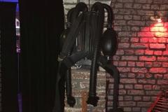 Maske in der Bizarren Longe Cologne