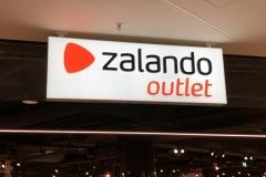 Zalando-Schild