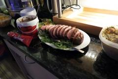 leckeres Abendessen