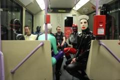 in der U-Linie 17