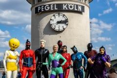 Pegel Köln am Rhein