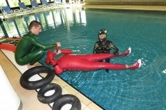 Bilder im Pool