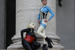 Angela und Contessa Kali an der Staatsoper