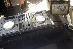 ein richtiger DJ war auch da