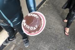 Sebastian's Geburtstagskuchen