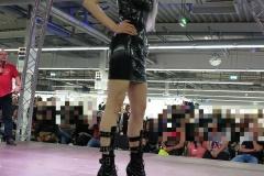 Modenschau von llde Saxe Fashion