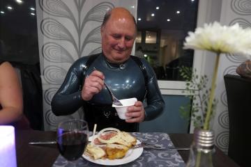Abendessen auf der PreParty