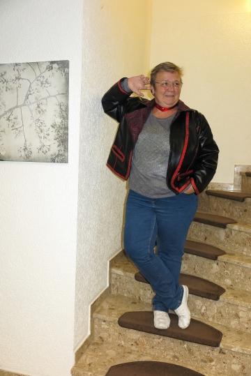 Petras neue Jacke von Rosengarn