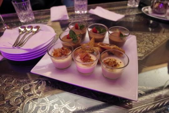 Nachtisch im Imara