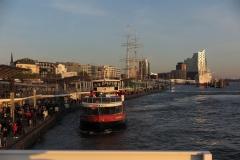 Bilder vom Hafen