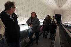 Treppe in der Elbphilharmonie