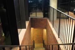 die freie Toilette in der Elbphilharmonie