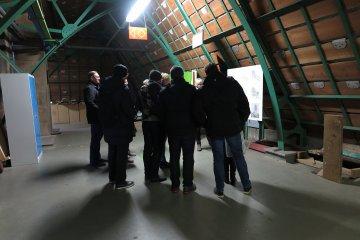 im Dach des Domes
