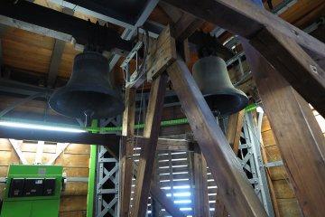 ein paar der Glocken des Domes