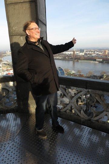 Dirk zeigt uns Köln