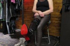 Susi hat neue Stiefel