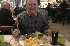 Essen beim Latexstammtisch in Köln