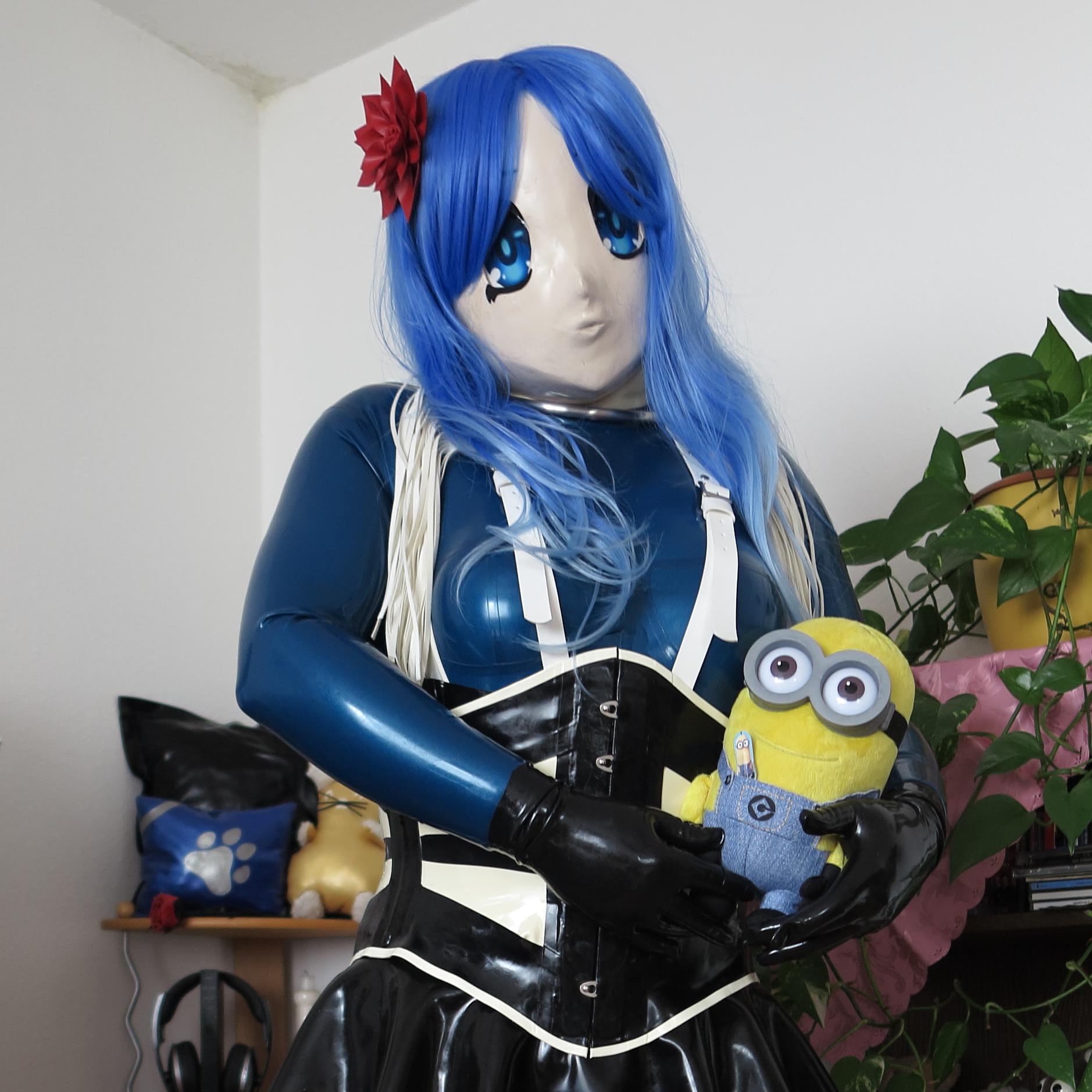 Asuka Akira Kig likes Bob