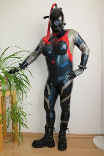 Rei Ayanami, Plugsuit Number 9 with MSA