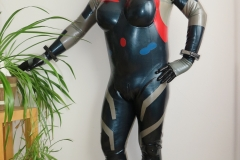 Rei Ayanami, Plugsuit Number 9 with MSA