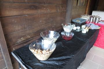 Salate zur Vorparty