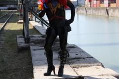 PonyCouture und Majikku Kig im Osthafen Frankfurt