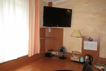 Unser Zimmer