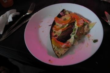 unser Flammkuchen, Teil 2