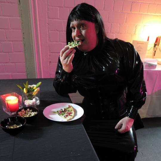Anita schmeckt es auch