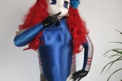 (W1) Majikku Kig in her Leohex longsleeve body