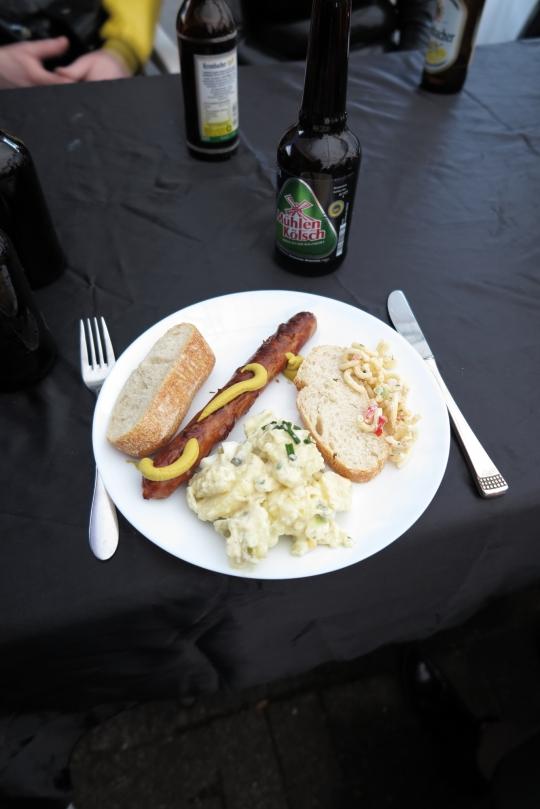 mein erstes Essen