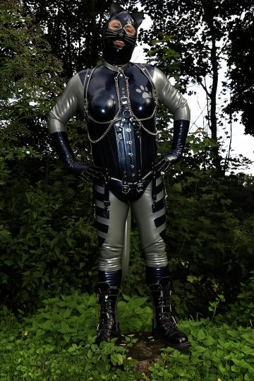 Robotnik von LatexCrazy