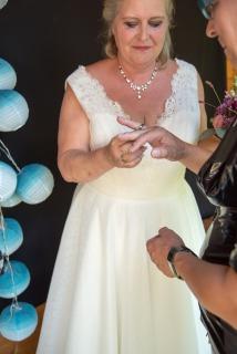 Hochzeit, die Ringe