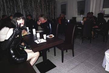 Freitagabend Essen mit Yuki