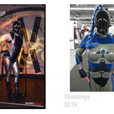 Fotobuch Shootings 2016 ist online