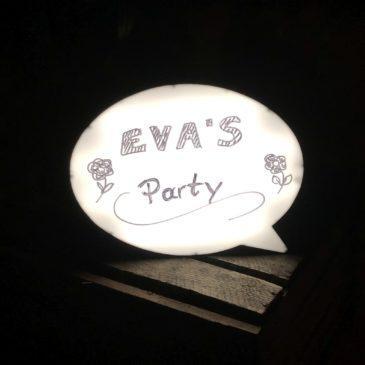 Eva's runder Geburtstag – eine Laudatio auf eine geile Party und einen tollen Menschen!