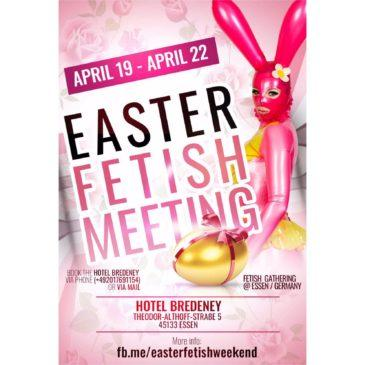 Das FE-Event ist tot, es lebe das EFM ( Easter Fetish Meeting)-Event!