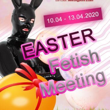 Jippie, unsere Webseite für das Easter Fetish Meeting 2020 ist online