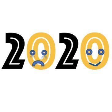 Mein seltsames Jahr 2020 – Corona und andere blöden Dinge