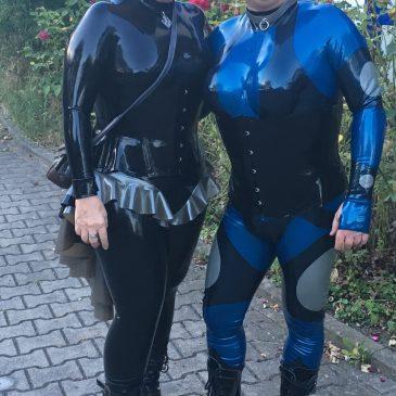 die Rubber Night in Dortmund war wieder so was von geil