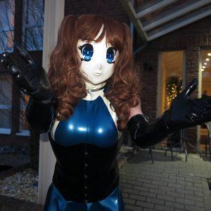Asuka Akira Kig in Kamen (Outdoor + Hotel) 02-2018
